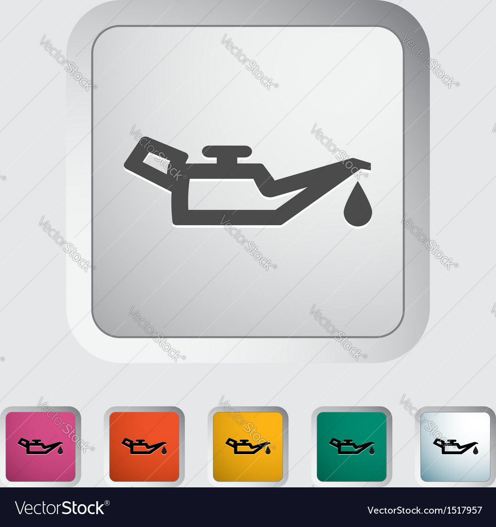 Engine oil vector | Price: 1 Credit (USD $1)