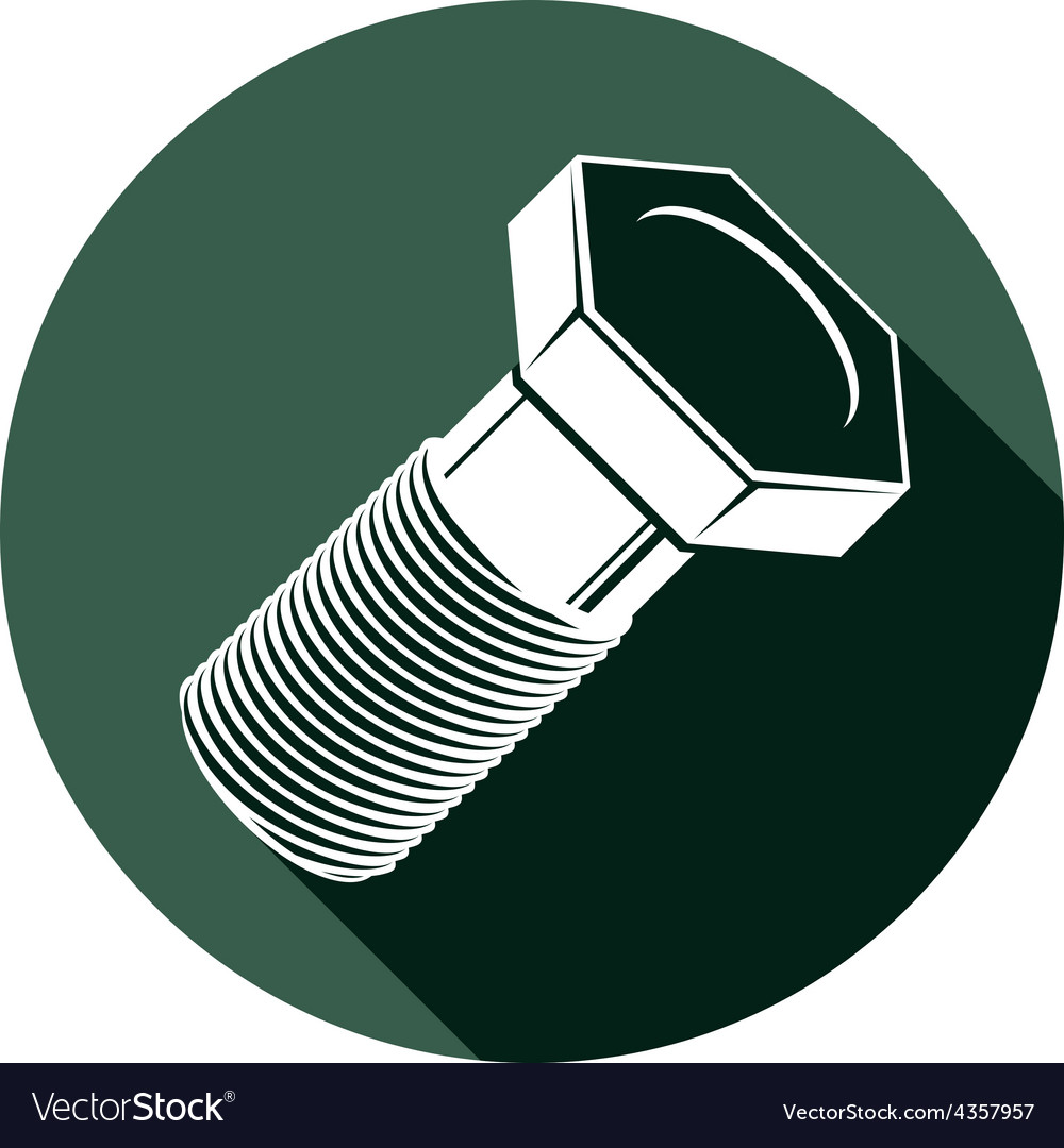 Repair idea design element 3d bolt highly detailed vector   Price: 1 Credit (USD $1)