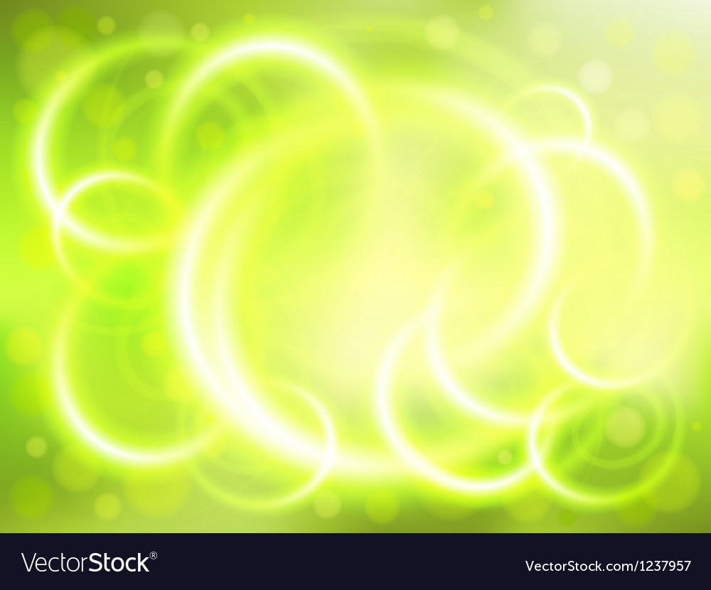 Soft focus green background vector | Price: 1 Credit (USD $1)