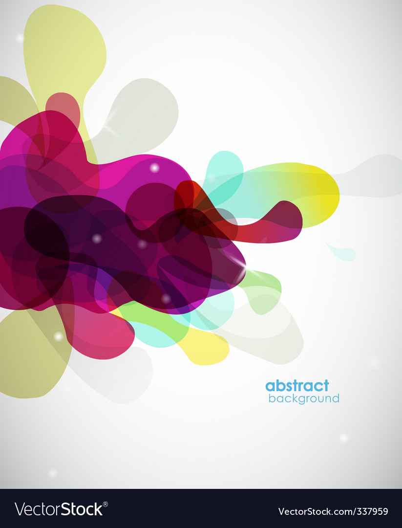 Abstract liquid vector | Price: 1 Credit (USD $1)
