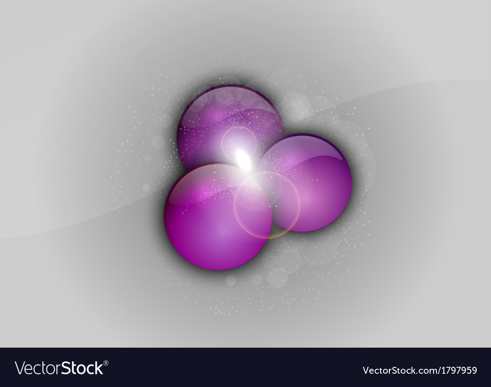 Abstract purple points vector | Price: 1 Credit (USD $1)