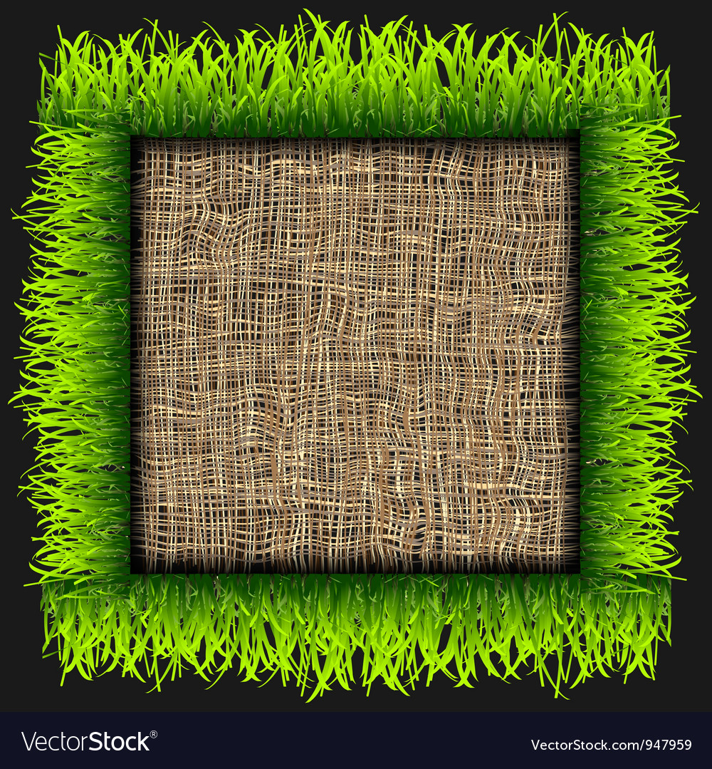 Eco frame vector | Price: 1 Credit (USD $1)