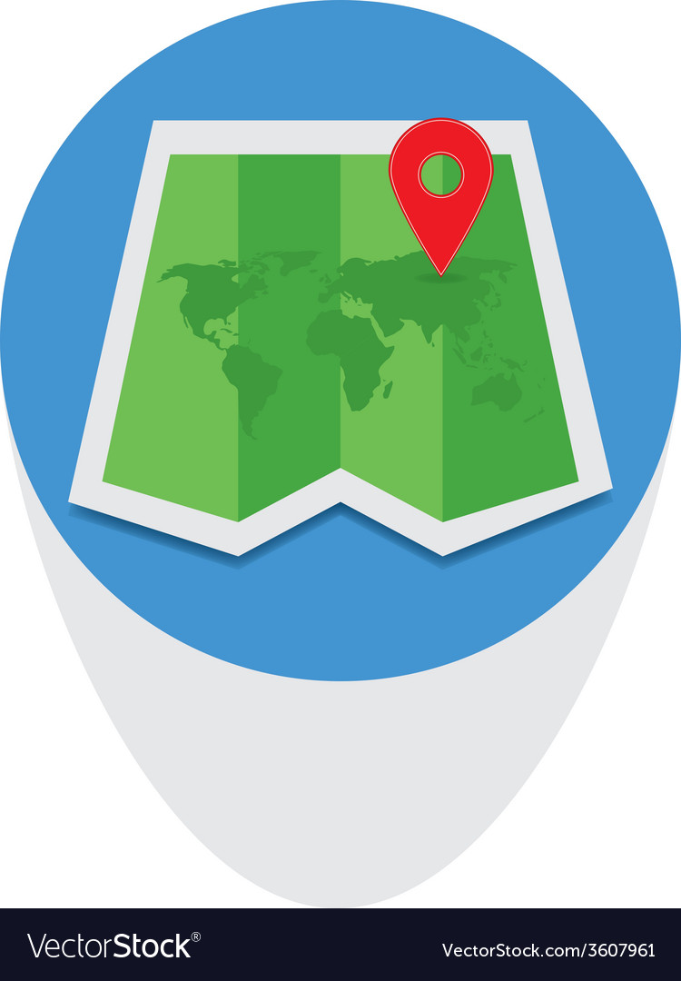 Map 4 vector | Price: 1 Credit (USD $1)
