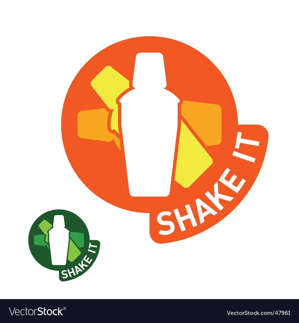 Shake it vector | Price: 1 Credit (USD $1)