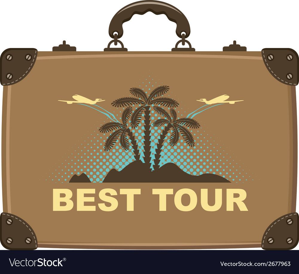 Best tour vector | Price: 1 Credit (USD $1)