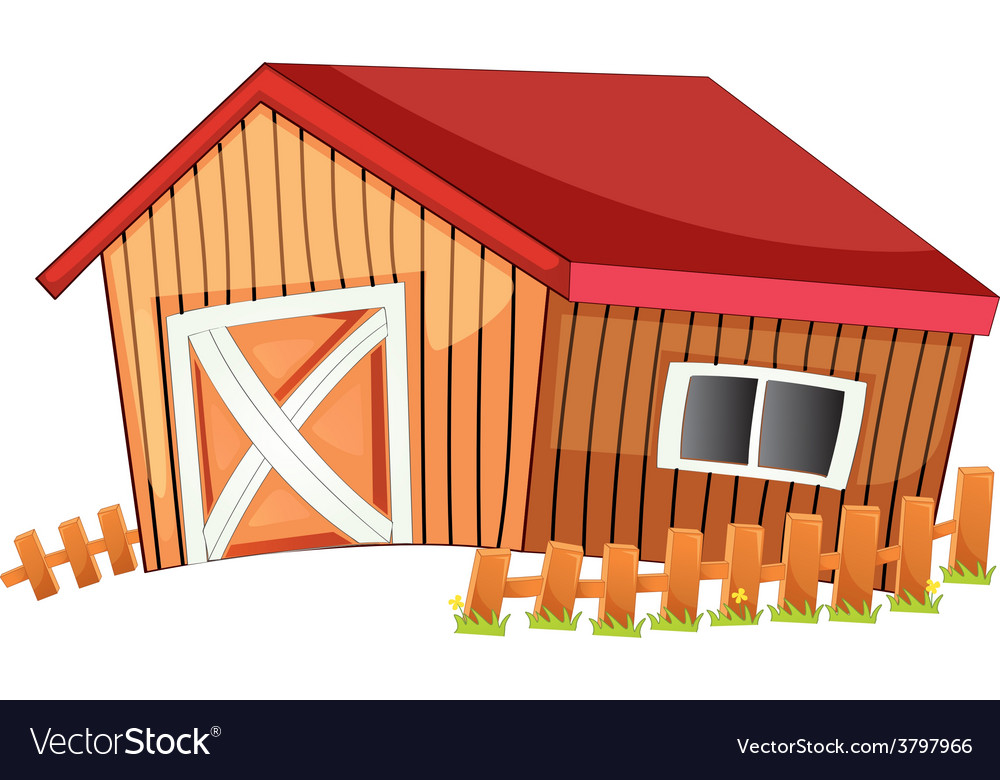 Barn vector   Price: 1 Credit (USD $1)