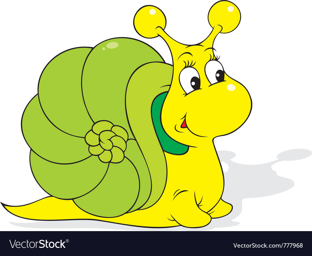 Snail vector | Price: 3 Credit (USD $3)
