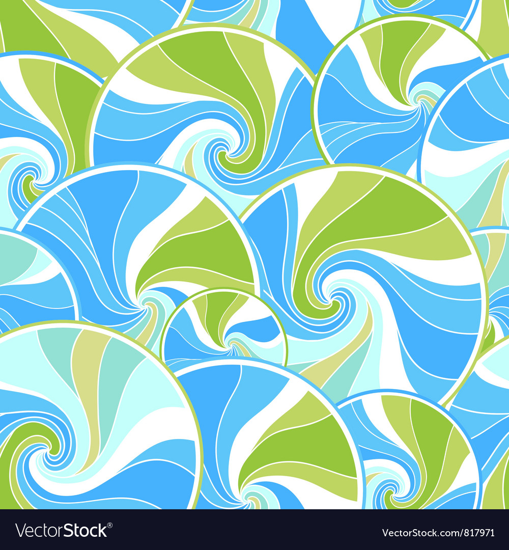 Seamless texture of abstract flowers vector   Price: 1 Credit (USD $1)