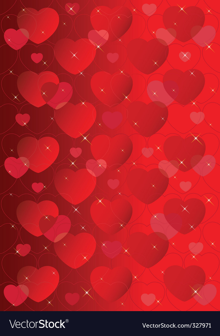 Valentine background mini vector | Price: 1 Credit (USD $1)