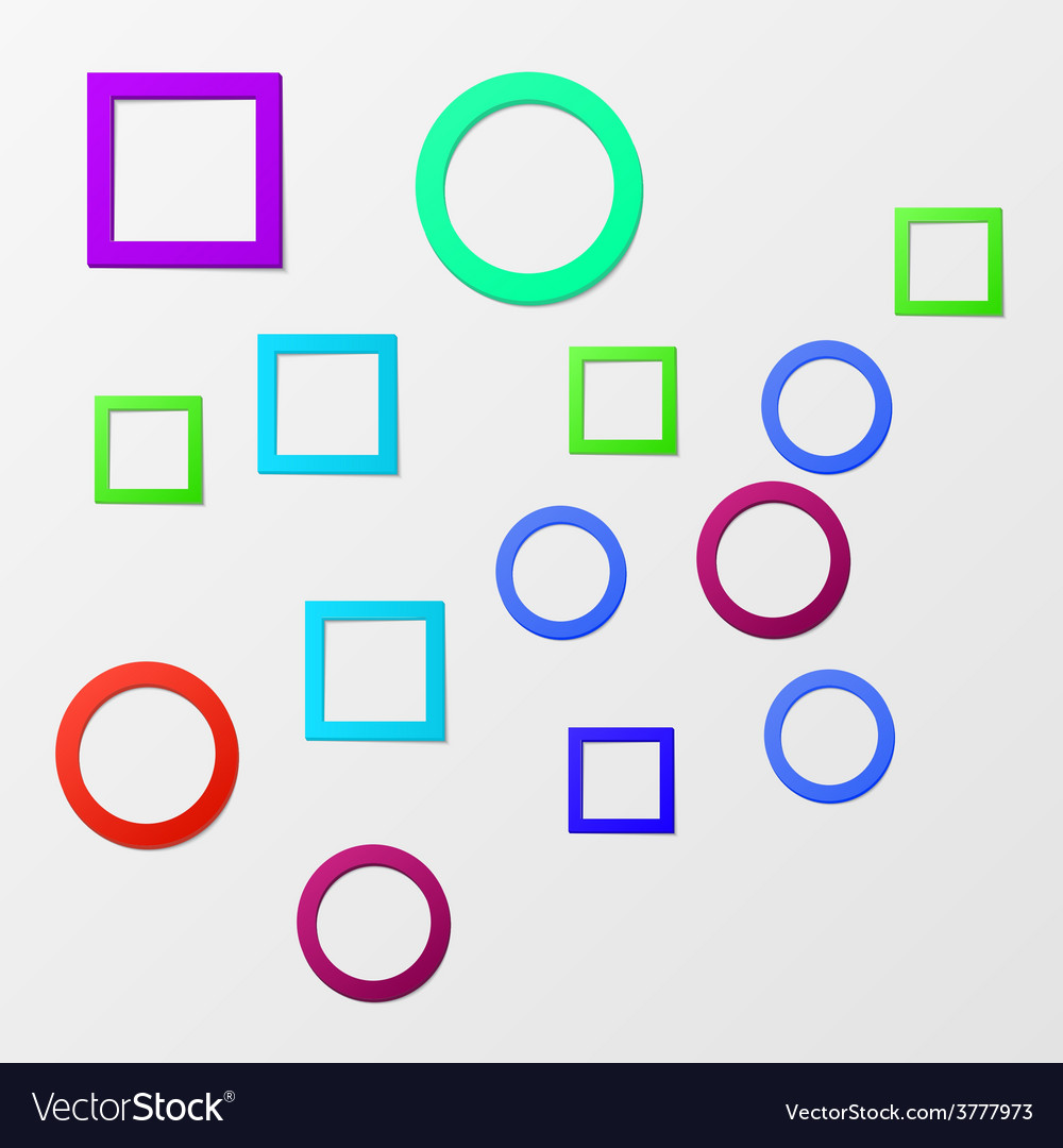 Geometrical abstract background vector | Price: 1 Credit (USD $1)