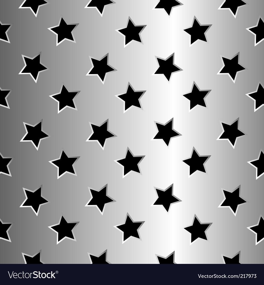 Metallic stars texture vector | Price: 1 Credit (USD $1)