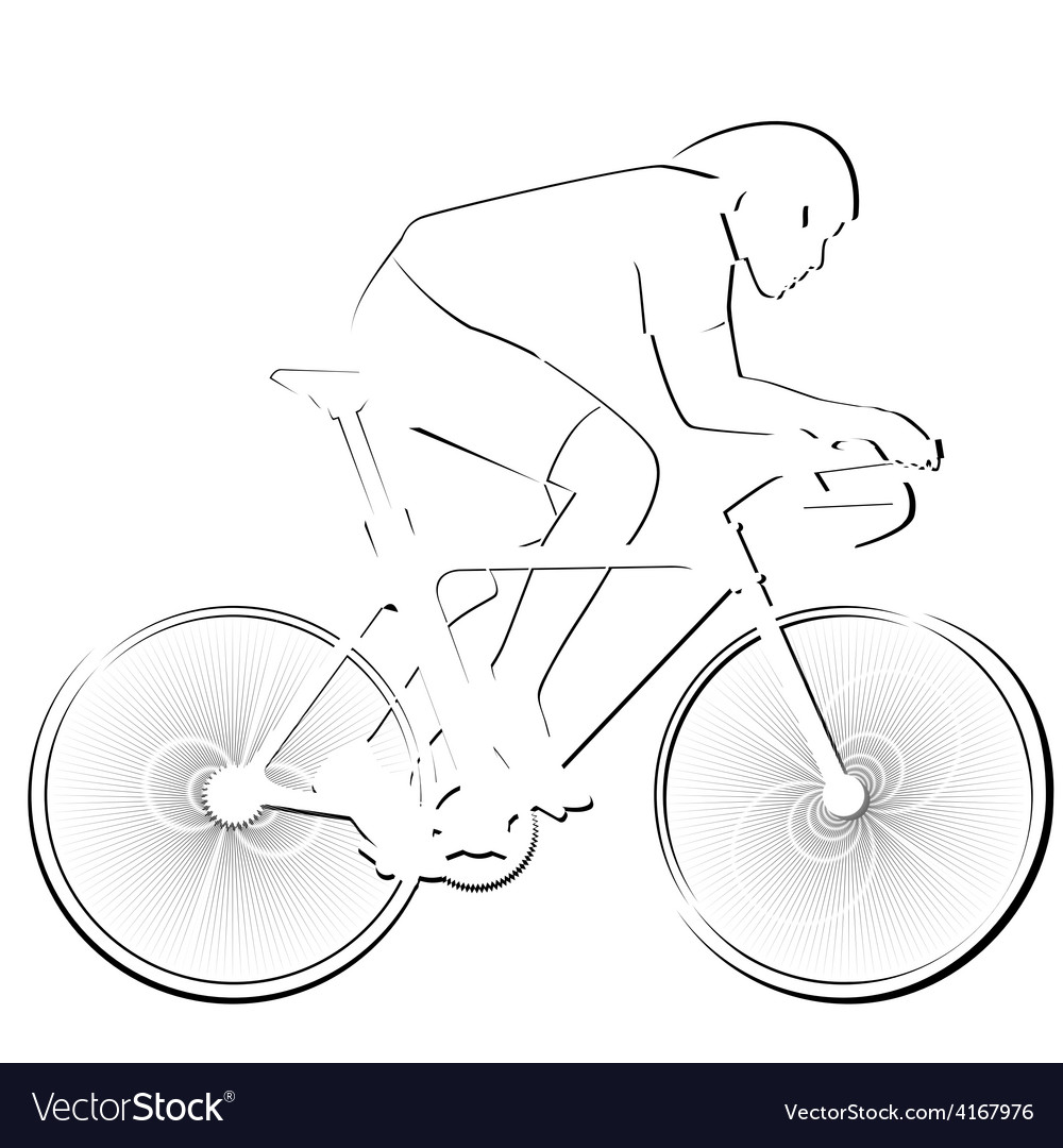 Facilities cycling vector | Price: 1 Credit (USD $1)