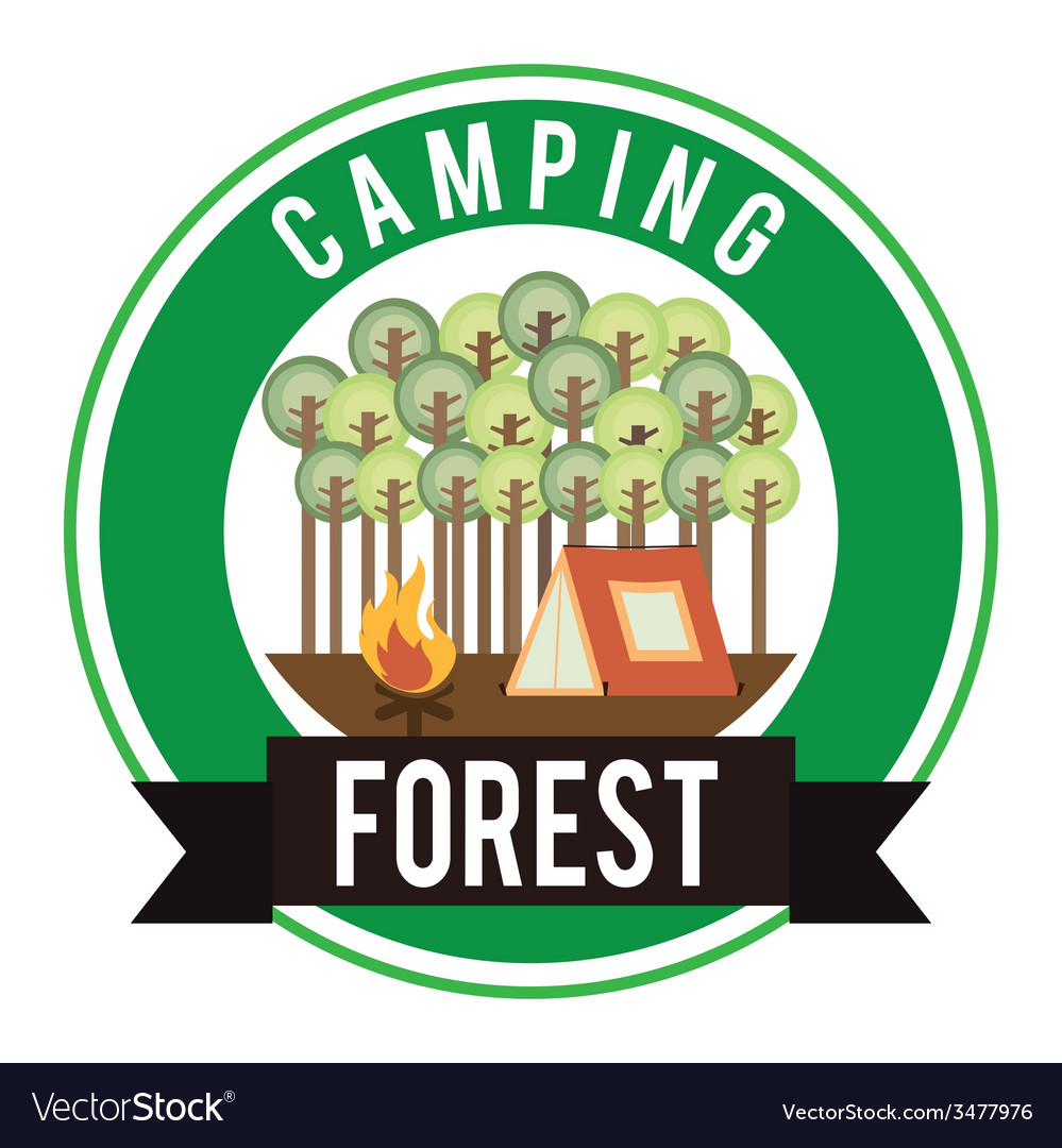 Forest design vector   Price: 1 Credit (USD $1)