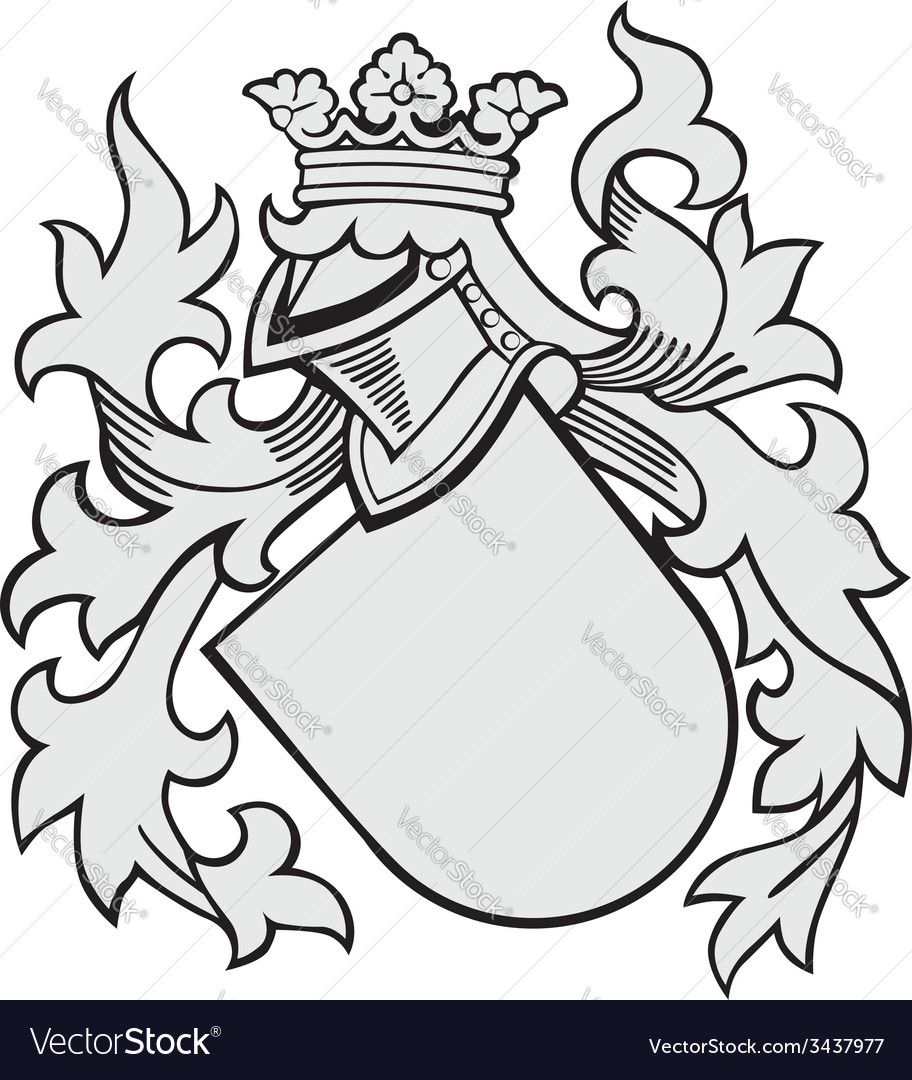 Aristocratic emblem no38 vector | Price: 1 Credit (USD $1)