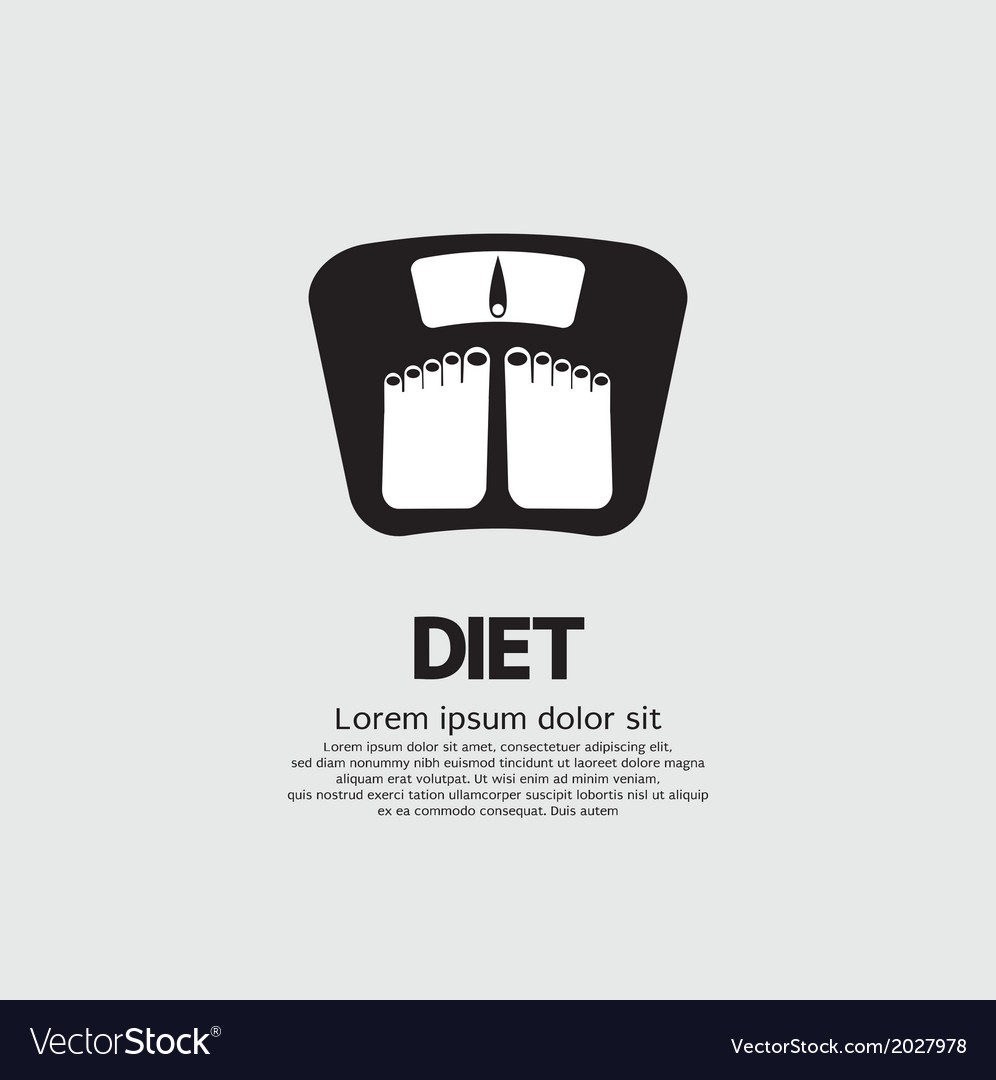 Dietetics concept vector | Price: 1 Credit (USD $1)