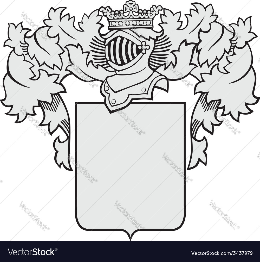 Aristocratic emblem no39 vector | Price: 1 Credit (USD $1)