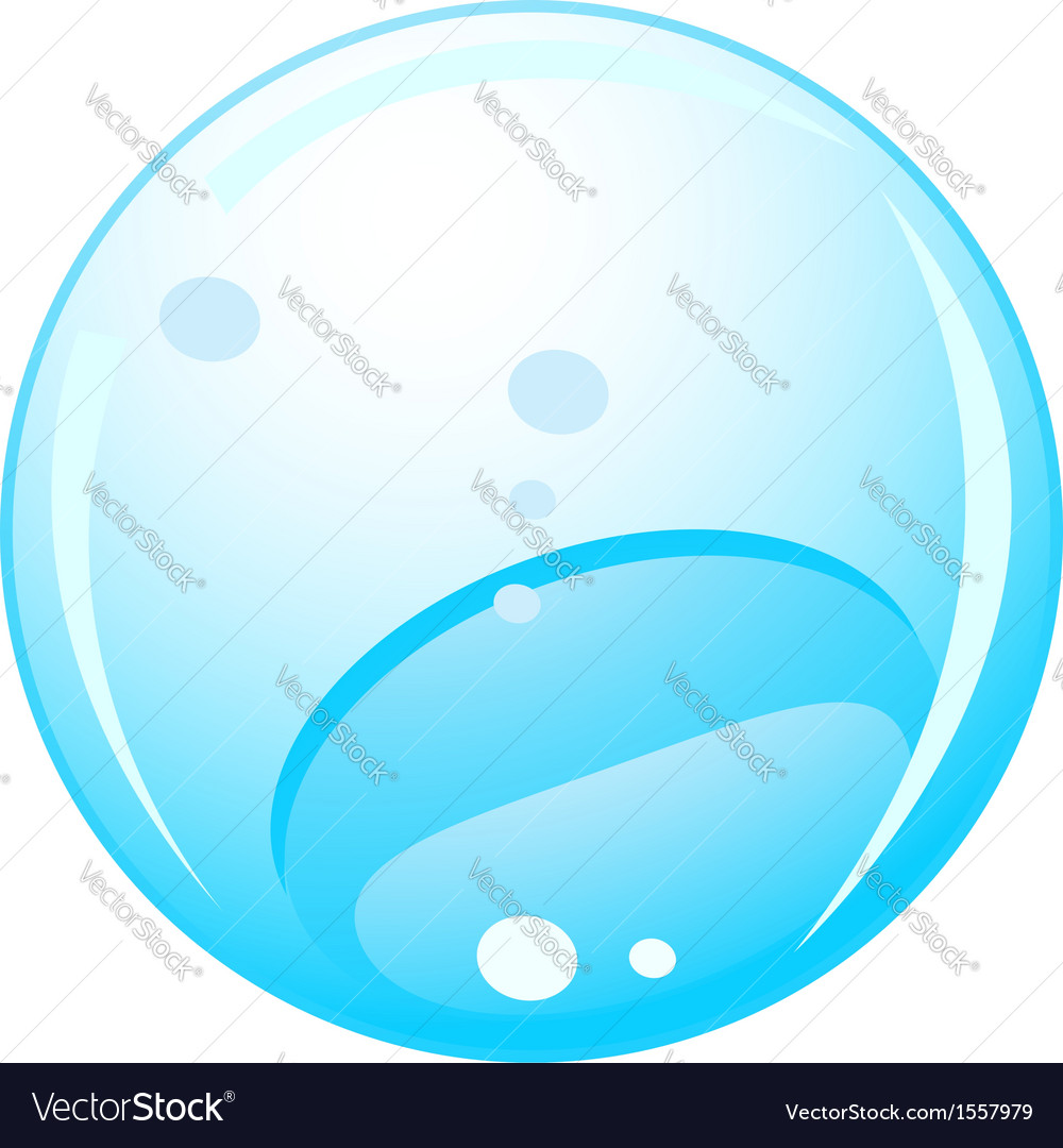 Droplet vector | Price: 1 Credit (USD $1)