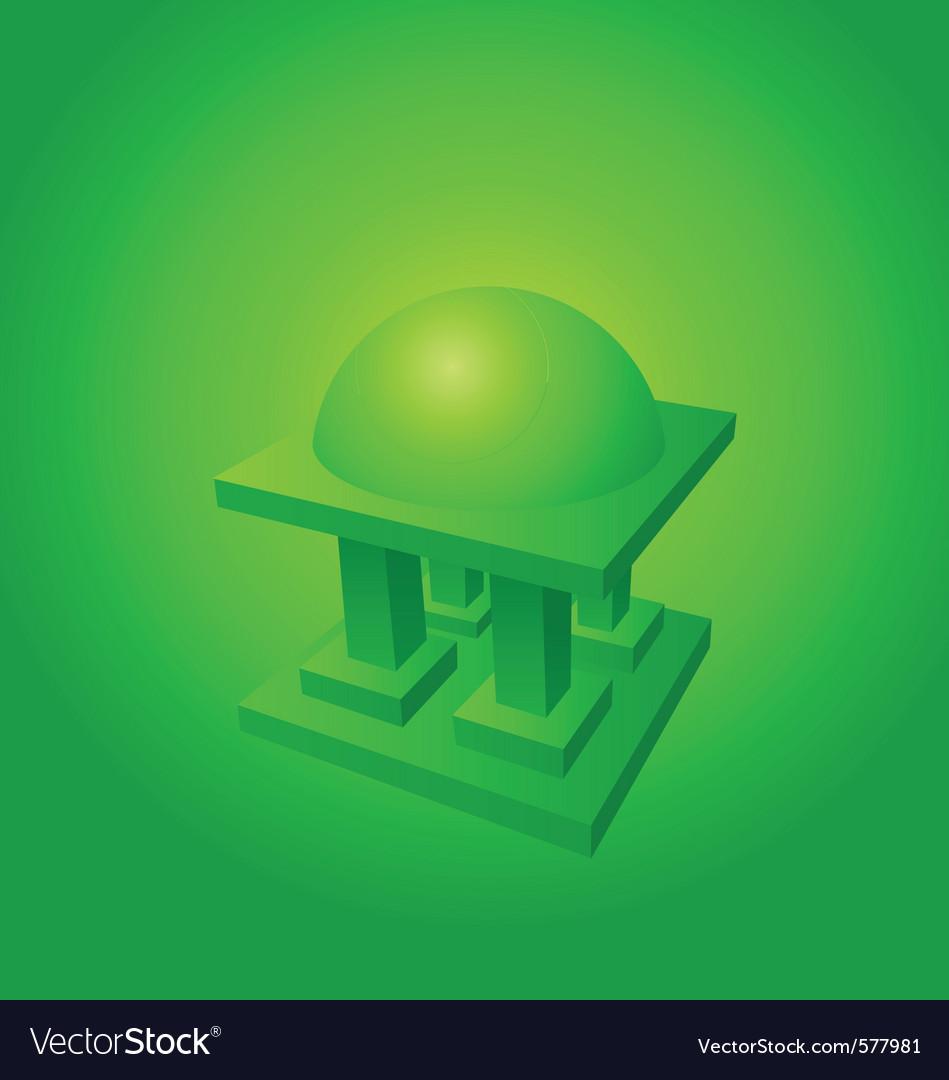 Islamic logo element vector | Price: 1 Credit (USD $1)