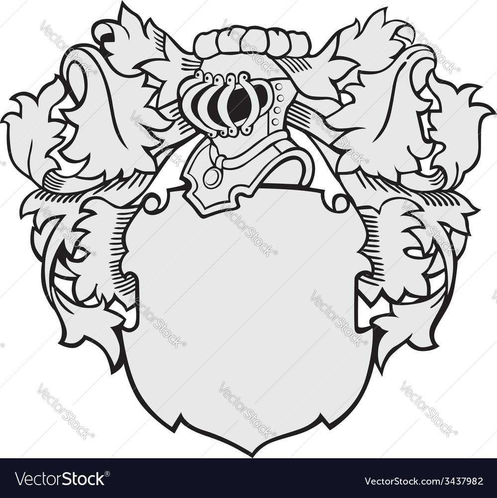 Aristocratic emblem no40 vector | Price: 1 Credit (USD $1)