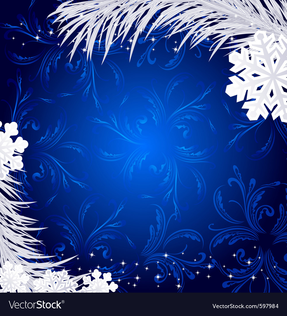 Christmas holiday background vector | Price: 3 Credit (USD $3)