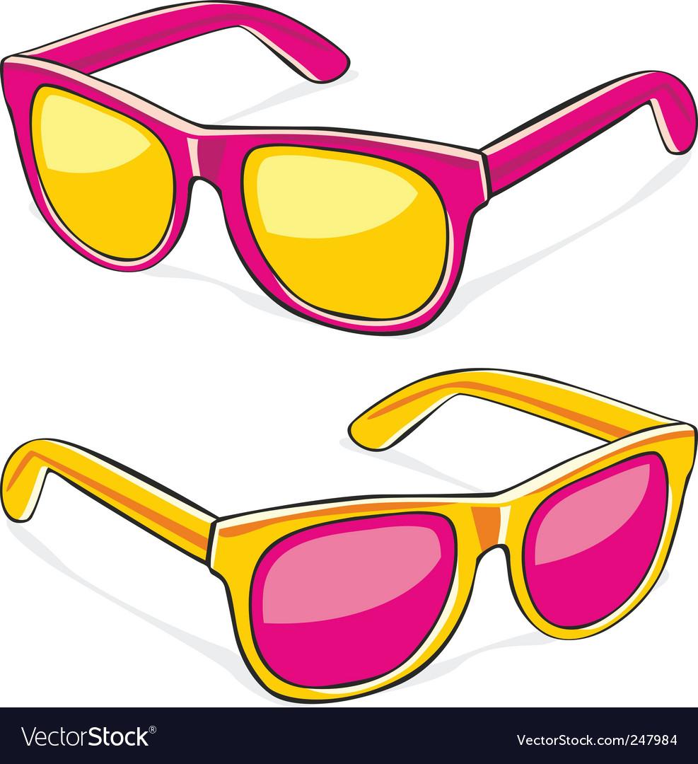 Sun glasses vector   Price: 1 Credit (USD $1)