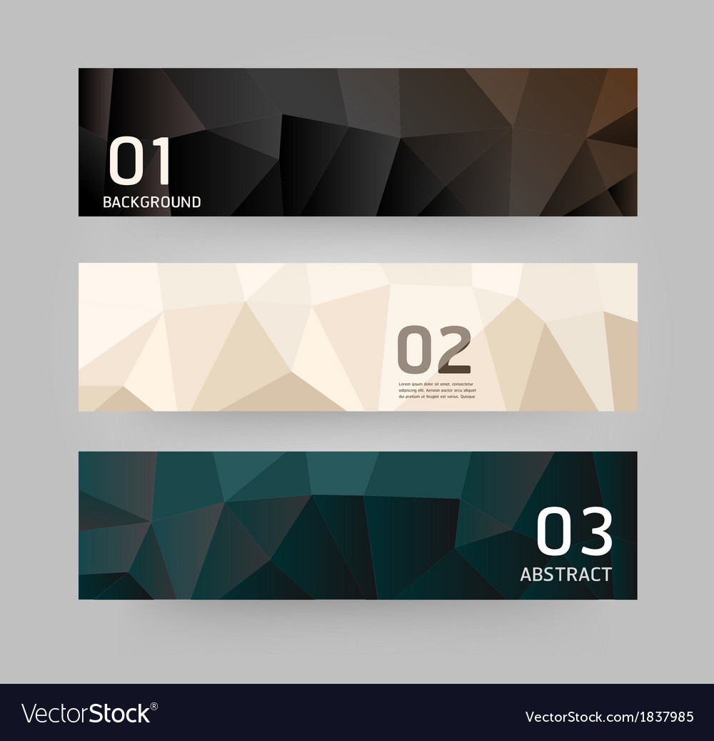 Labels abstract geometric design modern vector | Price: 1 Credit (USD $1)