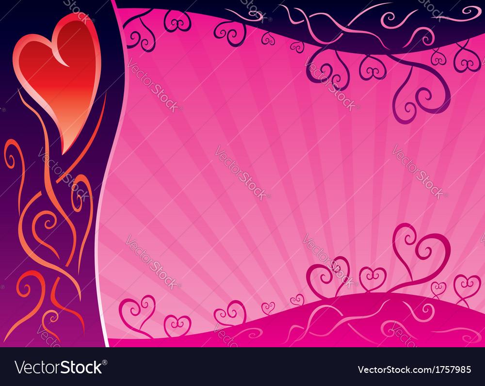 Valentine design vector | Price: 1 Credit (USD $1)