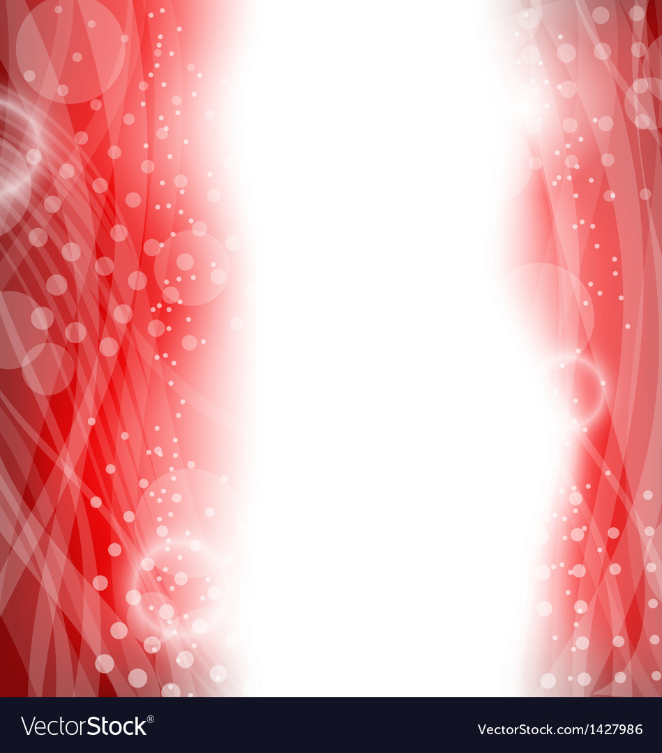 Abstract red magic wavy background vector | Price: 1 Credit (USD $1)