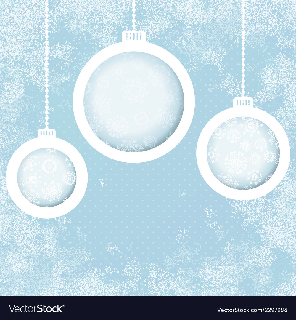 Grungy new year christmas background  eps8 vector | Price: 1 Credit (USD $1)