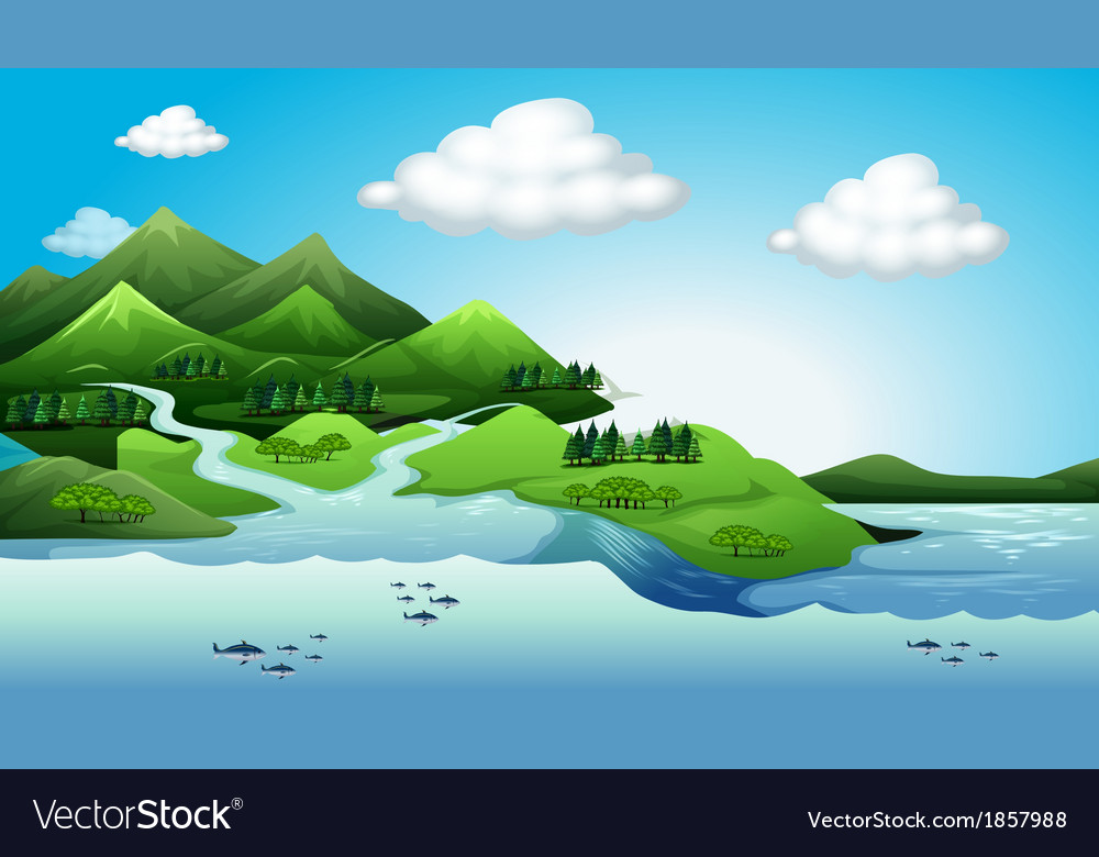 Land and water resources vector   Price: 3 Credit (USD $3)