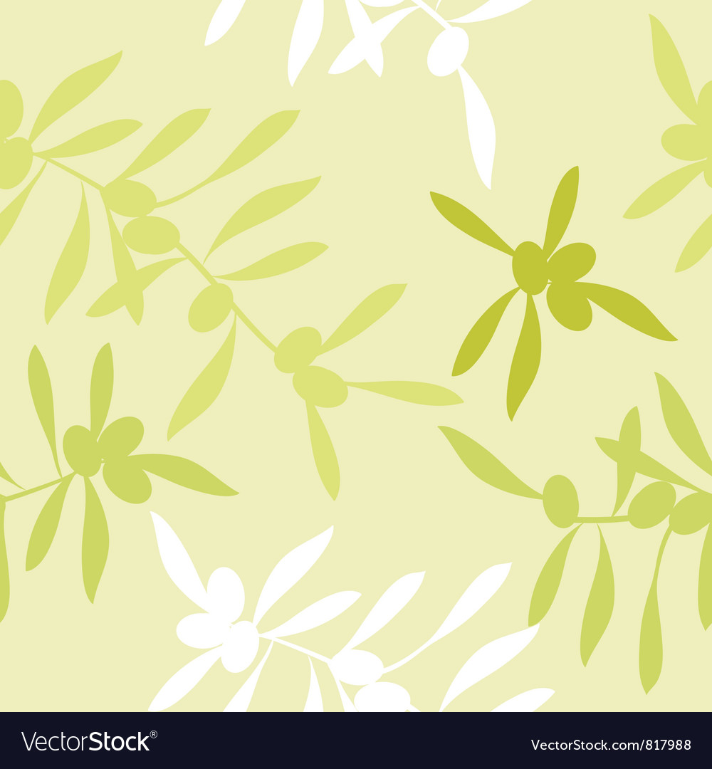 Realistic olive oil background vector | Price: 1 Credit (USD $1)