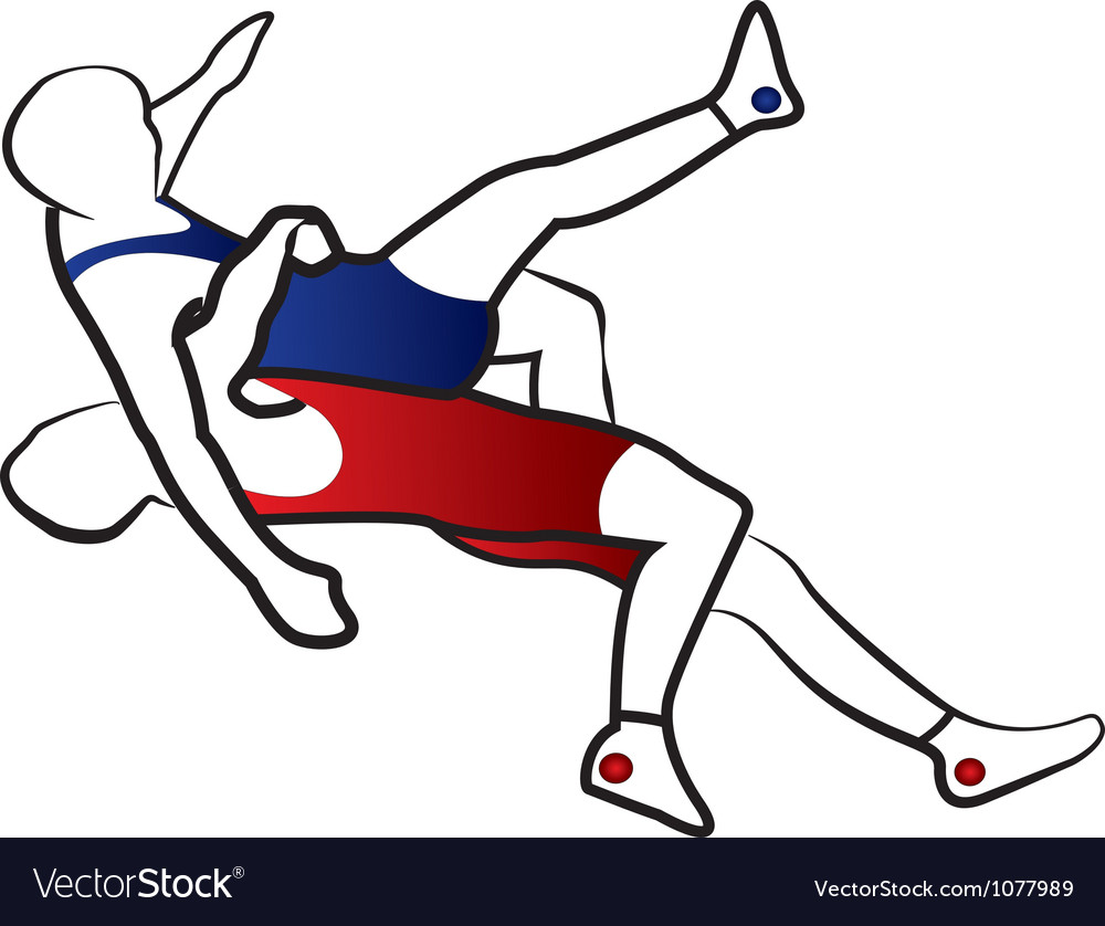 Wrestling suplay throw vector | Price: 1 Credit (USD $1)