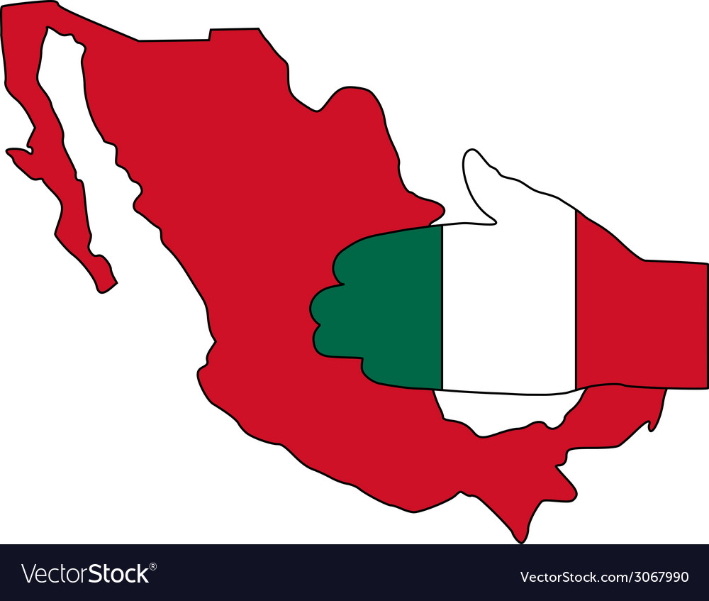 Mexican handshake vector | Price: 1 Credit (USD $1)