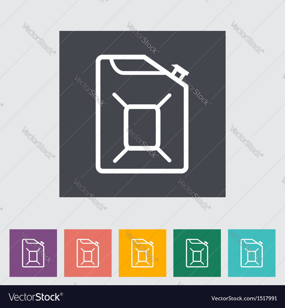 Gas containers vector | Price: 1 Credit (USD $1)
