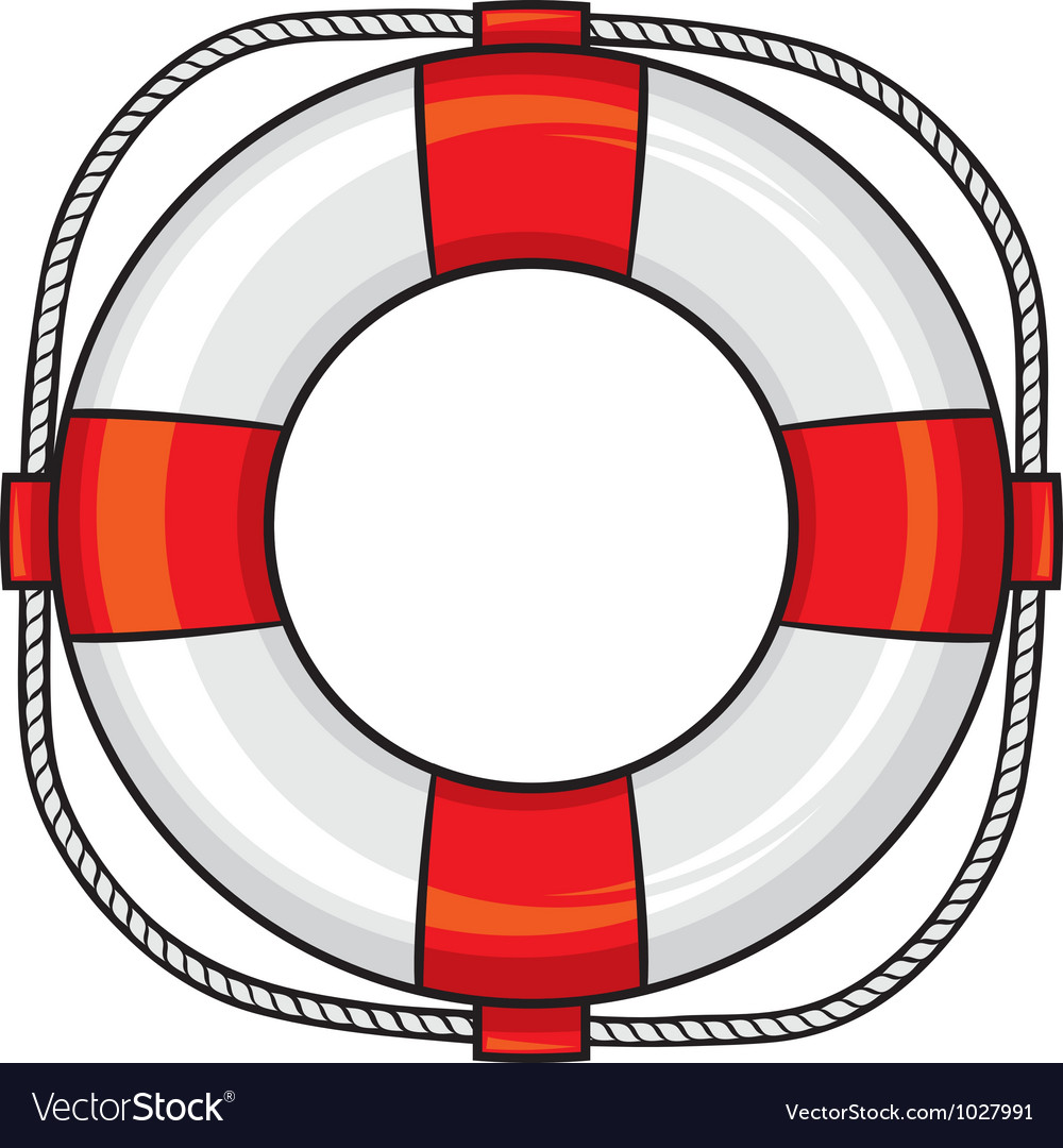 Lifesaver vector | Price: 1 Credit (USD $1)