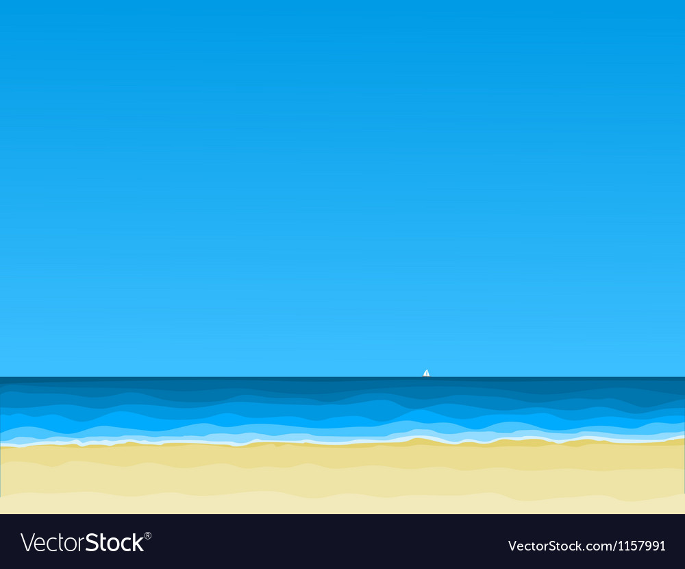 Sea 2 vector | Price: 1 Credit (USD $1)