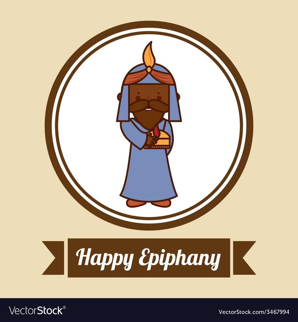 Epiphany design vector   Price: 1 Credit (USD $1)
