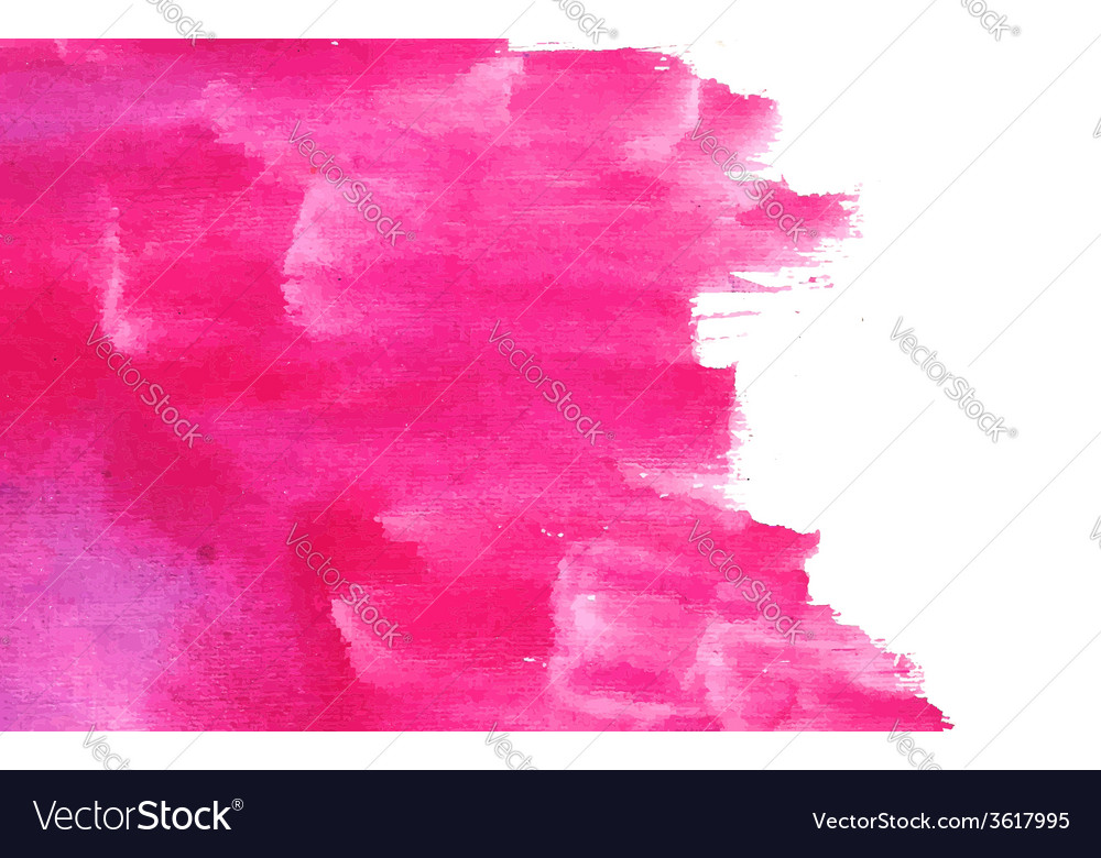 Pink paint background vector | Price: 1 Credit (USD $1)
