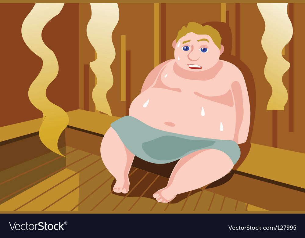 Sauna vector | Price: 1 Credit (USD $1)
