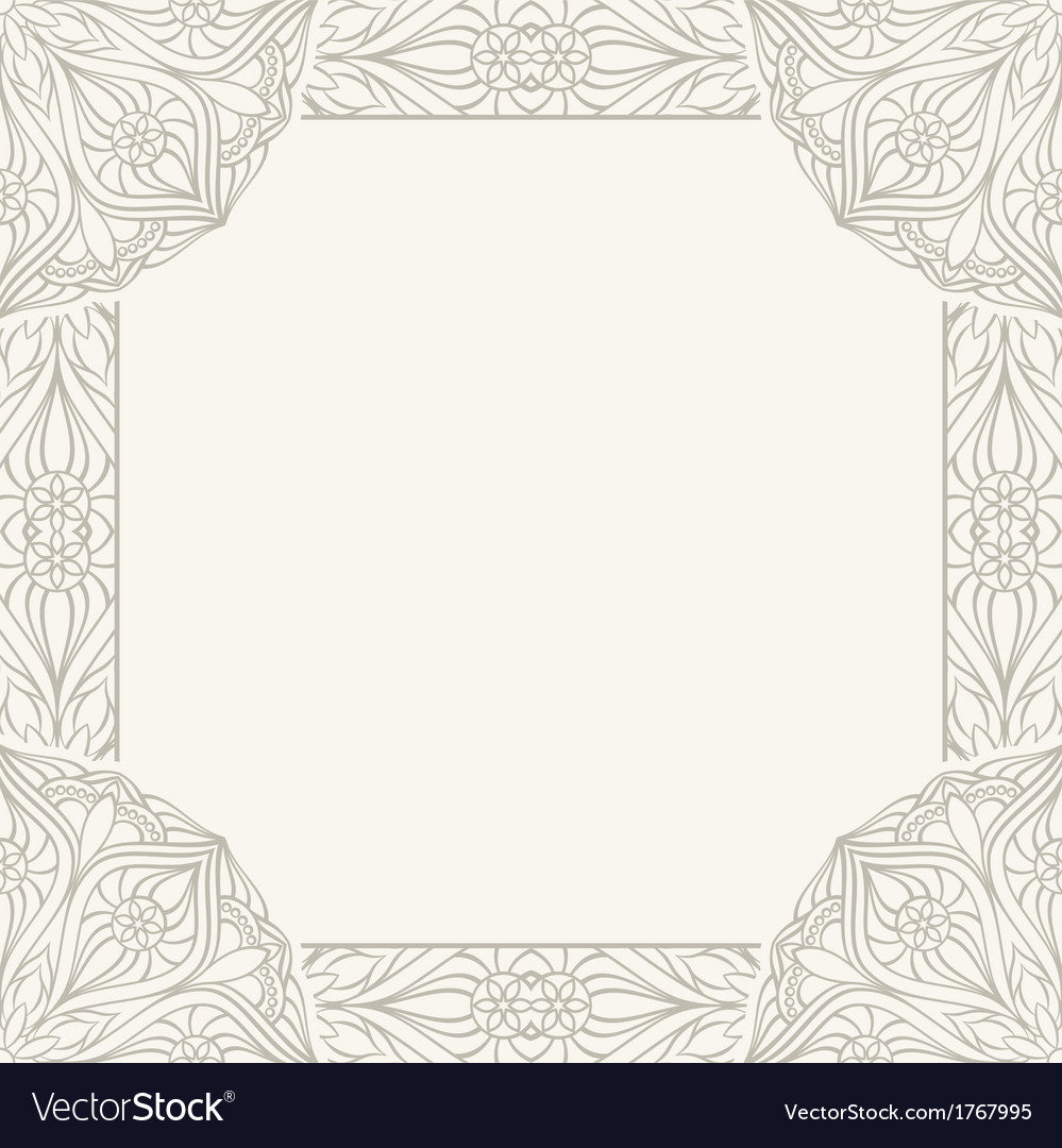 Semicircle ornament vector | Price: 1 Credit (USD $1)