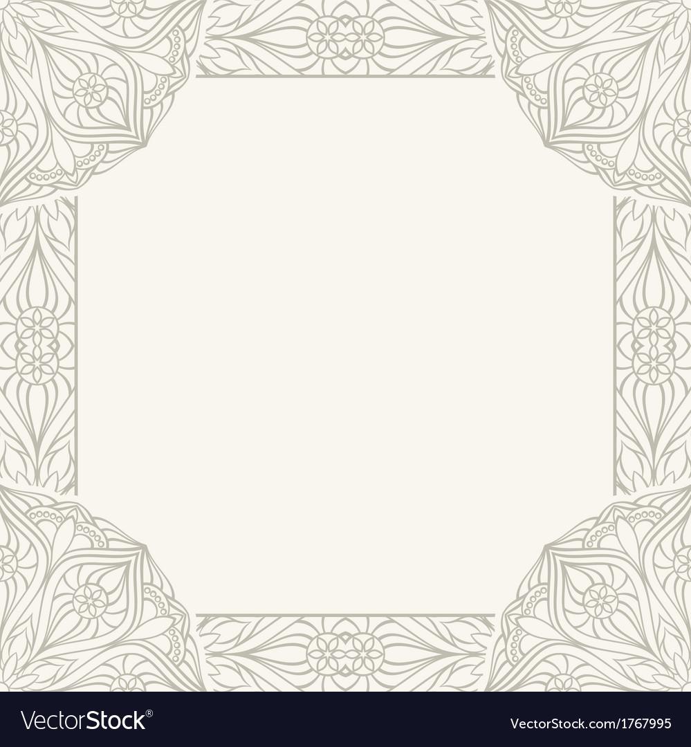 Semicircle ornament vector | Price: 1 Credit (USD $1)