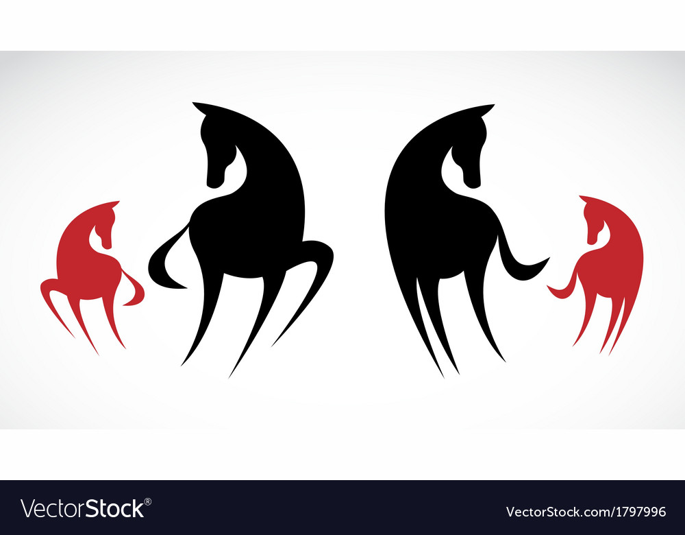 Horse vector | Price: 1 Credit (USD $1)