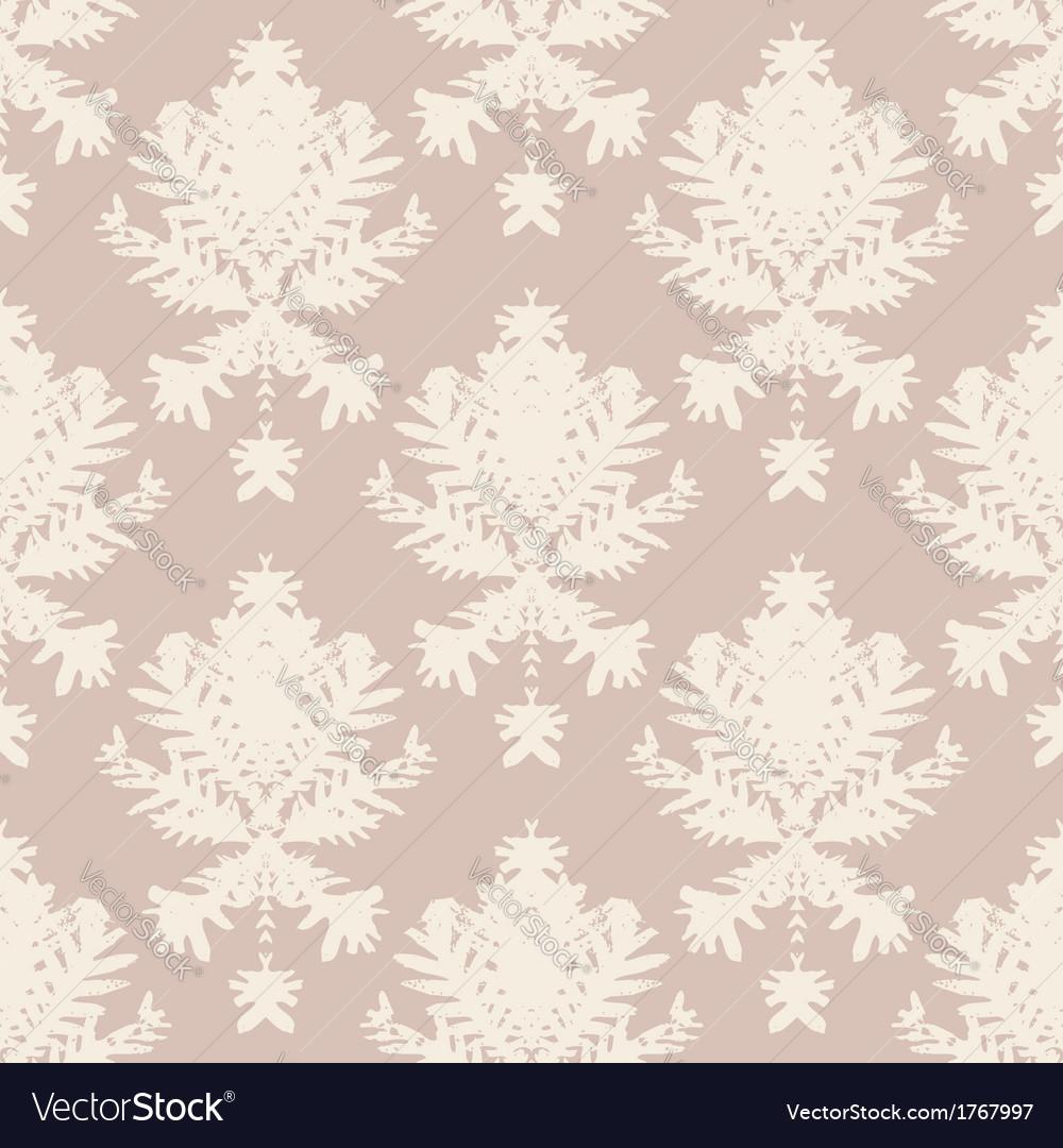 Simple elegant block printed pattern vector | Price: 1 Credit (USD $1)