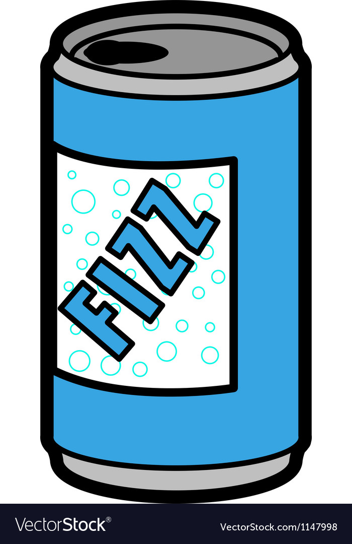 Can of soda vector | Price: 1 Credit (USD $1)