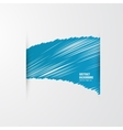 Watercolor circle vintage paper texture vector