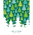 Holiday christmas trees christmas tree silhouette vector