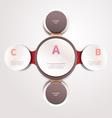Design circle template vector