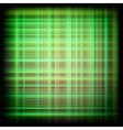Abstract dark green plaid textures vector