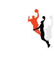 Slam dunk vector