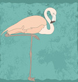 Flamingostand8 vector